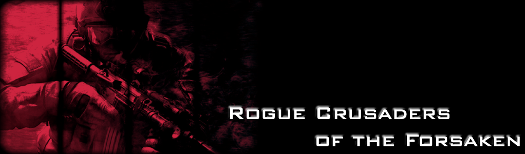 Rogue Crusaders of the Forsaken - Powered by vBulletin